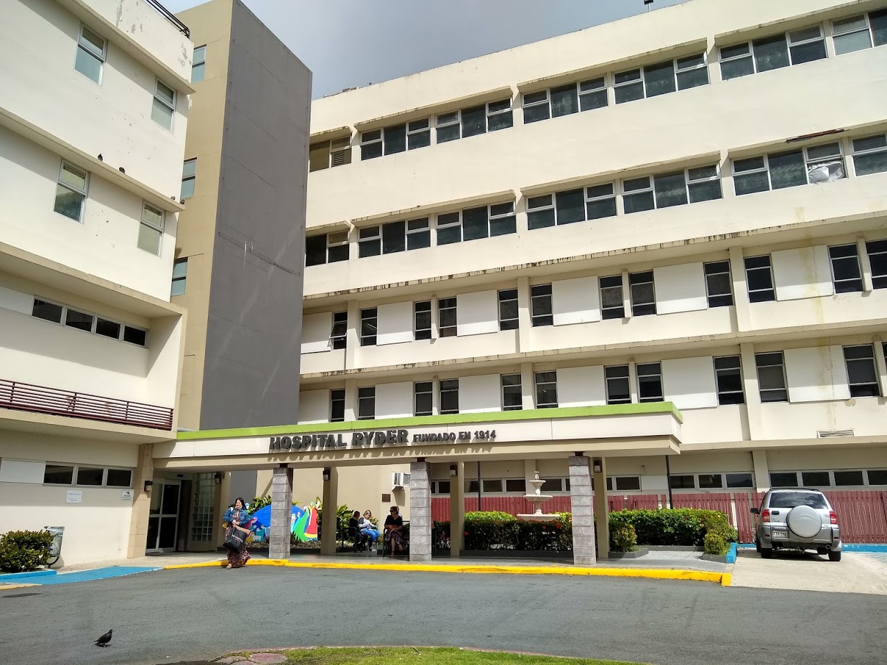 Ryder Hospital